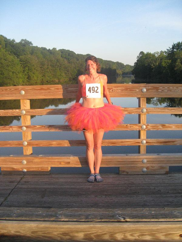 Electric Bolt 5K   (2nd overall female!)