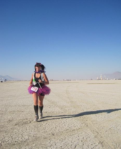 Burning Man BRC 5K