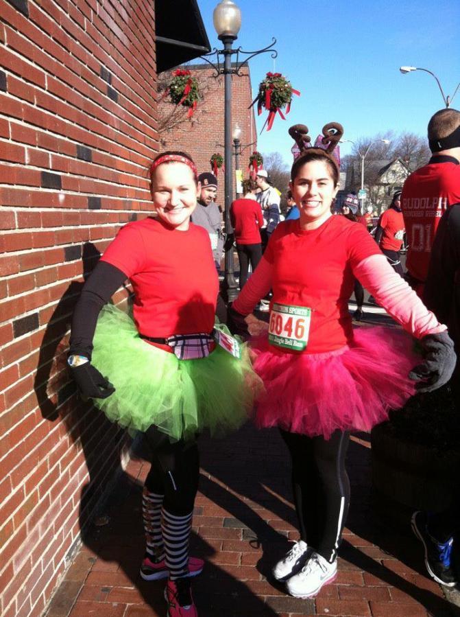 Jingle Bell Run (Somerville, MA)