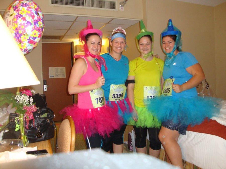 Tinkerbell Half Marathon